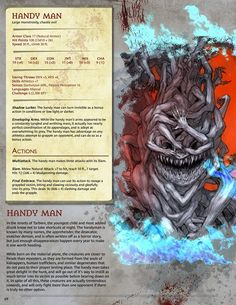 Dungeons And Dragons Rules, Dungeons And Dragons Classes, Dnd Dragons, Dungeons And Dragons Characters, Dungeons And Dragons Homebrew, Dnd Characters, Cool Monsters, Dnd Monsters, Fantasy Creatures