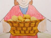 Hands On Bible Teacher: five loaves and two fish/feeding the 5,000
