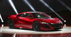 Acura's NSX supercar will make its Canadian premiere at the Canadian auto show.