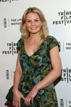 Jennifer Morrison attended The Lincoln Motor Company and Tribeca Film Festival hosted special centennial tribute on Tuesday, honoring the great Frank Sinatra at Spring Studios in New York. April 20, 2015