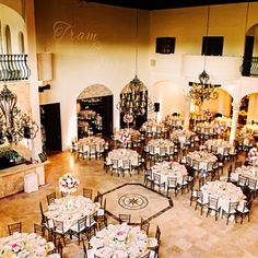 Planning a seated event for 300+? Our Chandelier and Carillon Ballrooms can seat your guests and a dancefloor!