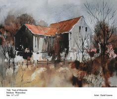 David Greaves - Autumn Landscape