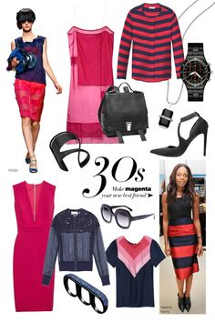 Fabulous at Every Age: Full-On Spring- 30's