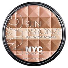 NYC Sun N Bronze Bronzing Powder (CHOOSE COLOR) (GLOBAL FREE SHIPPING)