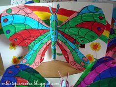 Trabajo de Plástica   Curso 2011-2012