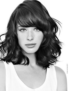 Hairstyles Trends Hot Messy Medium Length Hair Haircuts Styles Pictures 2012