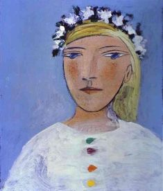 Pablo Picasso, Marie Therese Walter, 1937 in Art