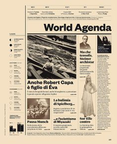 IL34 — World Agenda