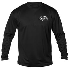 G Loomis long sleeve shirt with the  FEAR NO FISH logo...