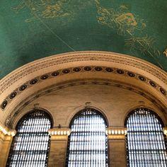 Instagram-Grand Cental Station NYC 2012