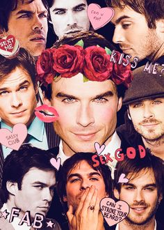 Collage de Ian