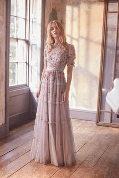 Nobody Does Dreamy, Romantic Style Quite Like Needle and Thread – Fancy dresses – styling Evening Dresses, Prom Dresses, Formal Dresses, Wedding Dresses, Pretty Dresses, Beautiful Dresses, Needle And Thread Dresses, Looks Party, Romantic Outfit