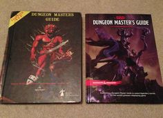 The circle is complete. Wizards of the Coast has released its 5th edition Dungeon Master's Guide, and with that book the trio of books that has formed the basis of Dungeons & Dragons for decades is united again in a new edition. Earlier this year, WotC released the 5th edition Player's Handbook and followed it up with the 5e Monster Manual. Based on reviews and fan reaction and my own informal discussions with numerous players during my own Adventurer's League gathering every Wednesday ...
