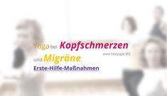 Erste-Hilfe-Maßnahmen – Yoga bei Kopfschmerzen und Migräne Es gibt zahllose kleine Tipps, die bei Kopfschmerzen oder Migräne hilfreich sind. Toll ist es, wenn man sie unkompliziert überall einsetzen kann. Hier ist so einer. Bei Kopfschmerzen und M… Tags: HeilyogaPosting