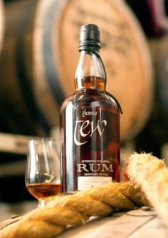 Thomas Tew Rum—named after a 17th-century pirate who lived in Newport.
