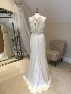 030d05a9563 Bridal separates by Sharon Hoey.