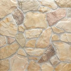 Veneerstone Field Stone Mendocino Flats 10 sq. ft. Handy Pack Manufactured Stone - 97409 - The Home Depot