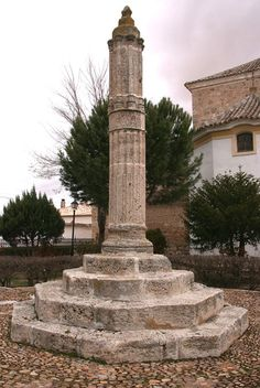 Tembleque (Toledo) - Picota