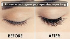 A simple diy to make eyelashes longer and beautiful naturally really fast. This is a natural method hence it will not irritate your eyes.