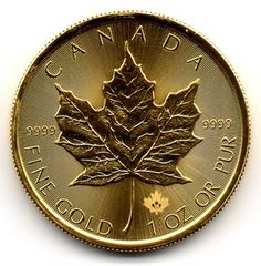 Featured Coin: The Canadian Maple Leaf Bullion Trading LLC.
