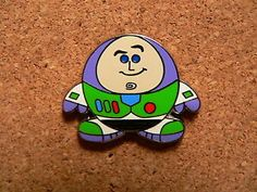 Buzz Lightyear Disney Pin - Magical Mystery Pins Series 7 - 2014