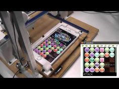 Homemade Robot Masters iPhone Game and Voice Dictation.