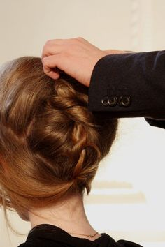 Hair styles range from easy to complex. They do not however need to be difficult to do.