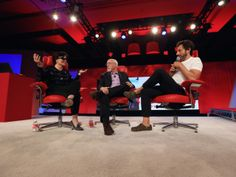 Re/cap: Five Things You Missed at Day One of the Code Conference   #recode   #codecon #tech #digital #conferences #google #selfdriving #microsoft