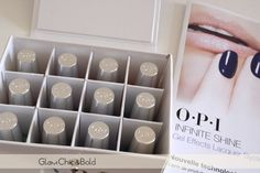 Review OPI Infinite Shine Gel Effects Lacquer System
