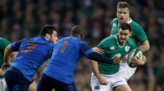 Jonathan Sexton said he had suffered no ill-effects despite needing stitches following another bang to his head in Ireland's Six Nations win over France.