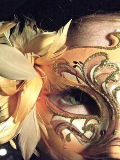 chiffonandribbons:    Masquerade.