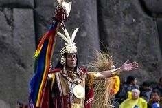 Inti Raymi, the Festival of the Sun, is the annual recreation of an important Inca ceremony and brings multitudes of visitors to Cuzco, Peru for a week of festivities culminating in the day long, elaborately costumed parade and celebrations at the nearby fortess of Sacsayhuamán.