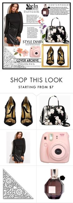 """""""Contest with prize"""" by blanka-totti ❤ liked on Polyvore featuring Dolce&Gabbana, Kate Spade, Fujifilm, Viktor & Rolf and shein"""
