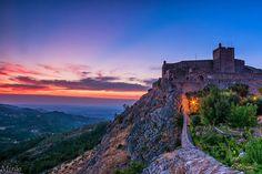 Os 10 mais bonitos castelos de Portugal - Castelo de Marvão