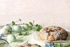 Lahodný mazanec můžete upéct i bez lepku.  #velikonoce #recept #mazanec #tvaroh #bezlepku #recipe #bake #easter #glutenfree Gluten, Eggs, Breakfast, Food, Morning Coffee, Essen, Egg, Meals, Yemek