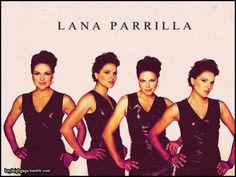 Lana Parrilla- My Role Model!
