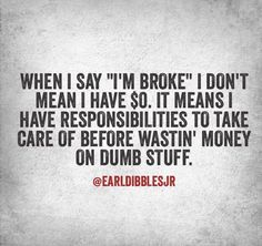 ABSOLUTELY! So stop asking if I want to eat out..LOL because YES i WANT TO.. but I have priorities I'm trying to stick to