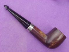 Antique CPF Colossus Pipe Factory Billiard P Lip Old Tobacco Smoking Pipe | eBay