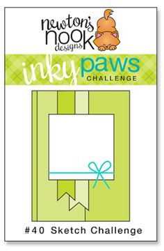Inky Paws Challenge: Inky Paws Challenge #40 - Sketch