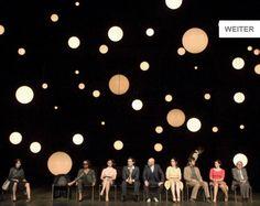 Stars and/or Moons?Als aktuelle Inszenierung bespricht Gunnar Decker den… Concert Stage Design, Church Stage Design, Arte Do Piano, Scenography Theatre, Set Design Theatre, Theatre Stage, Stage Set, Scenic Design, Performing Arts