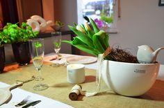 TIZIANO rustikale Tischdeko mit liebevollen Details