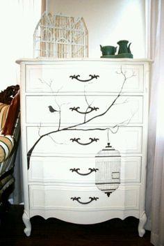 Pintar un mueble