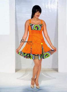 2018 Trendy Ankara Styles To Hit The Market This Ember Month - WearitAfrica African Print Dresses, African Dresses For Women, African Attire, African Wear, African Women, African Prints, African Outfits, African Print Fashion, Africa Fashion
