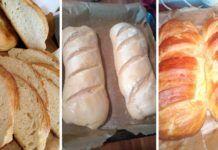 Sörből készült élesztővel sütött kenyérkénk így sikerült, ma próbáltam ki először, és remekül működött Hot Dog Buns, Baked Goods, Bread, Baking, Food, Mascarpone, Bread Making, Meal, Patisserie