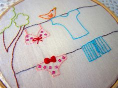 cute - embroidery