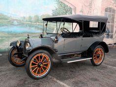 1914 Buick B-25 Touring