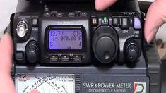 Setup the FT-817 for PSK31 - YouTube