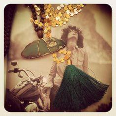 Green & Gold