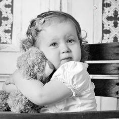 kinderfotografie - true teddy love :-)