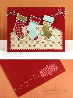 2011 Stampin Up Christmas Cards | Day 13 – Holiday Card Series 2011 « kwernerdesign blog